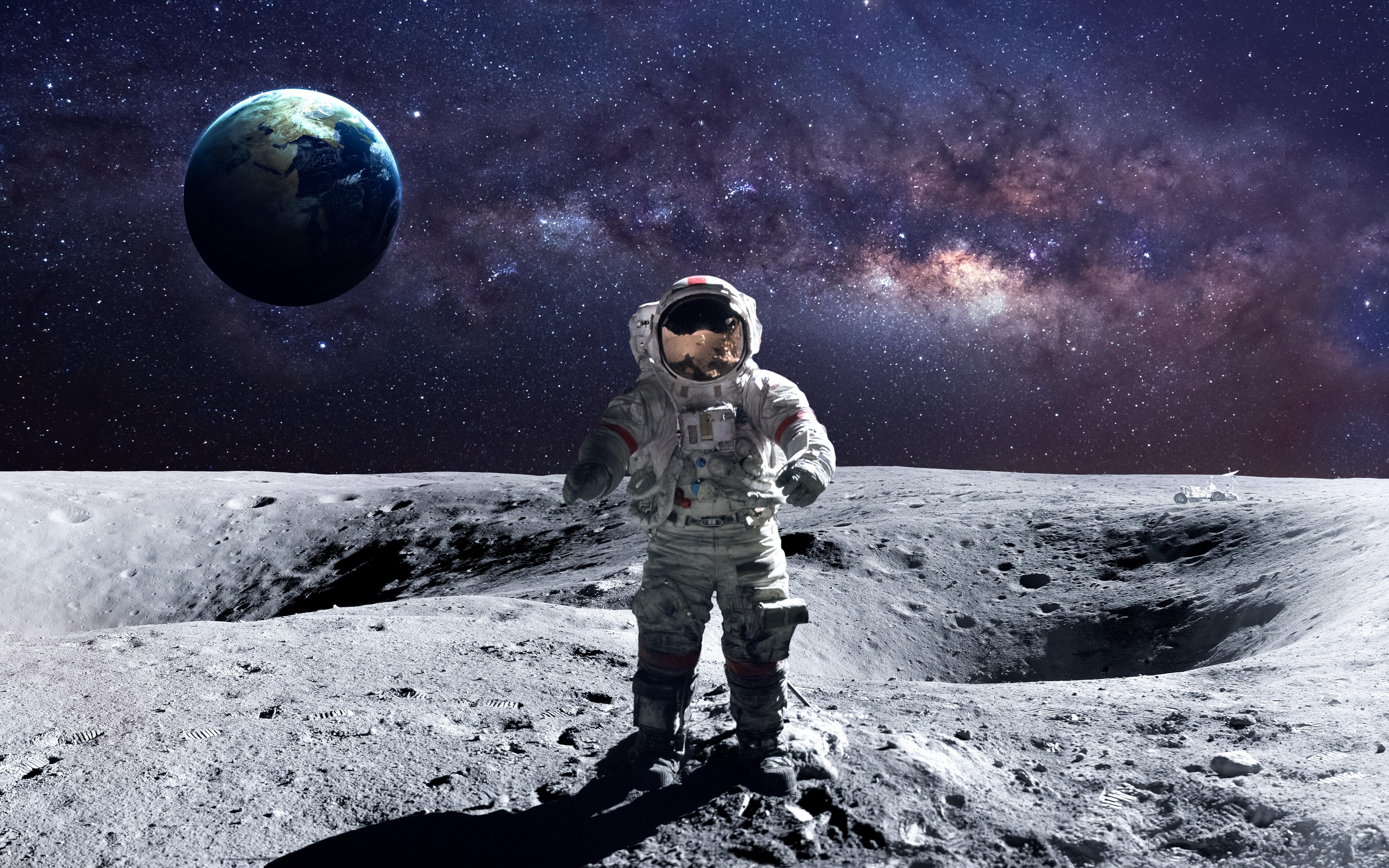 スマホで月に行くこともできる!?