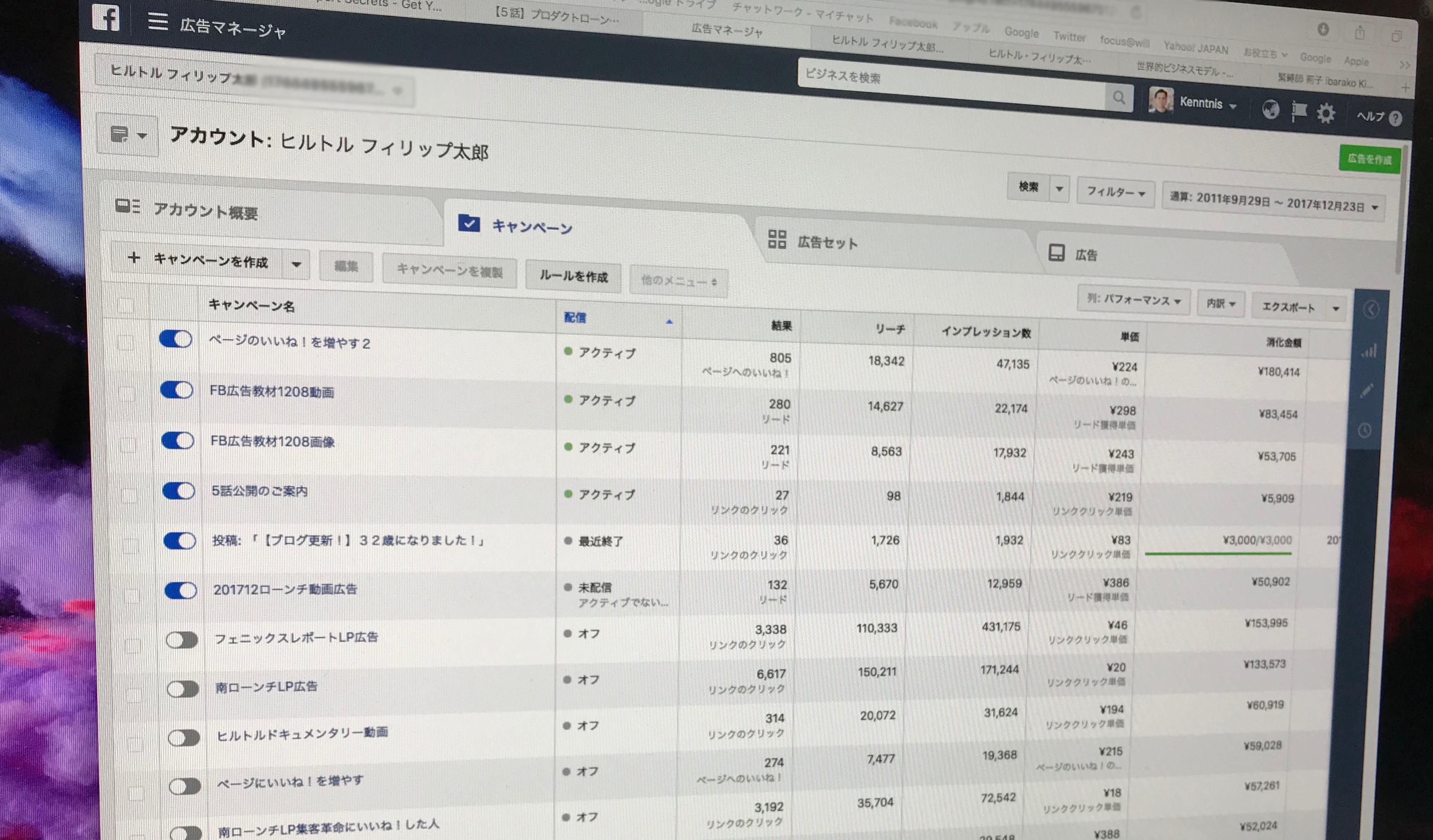 Facebook広告で1リスト200円台で集客する方法