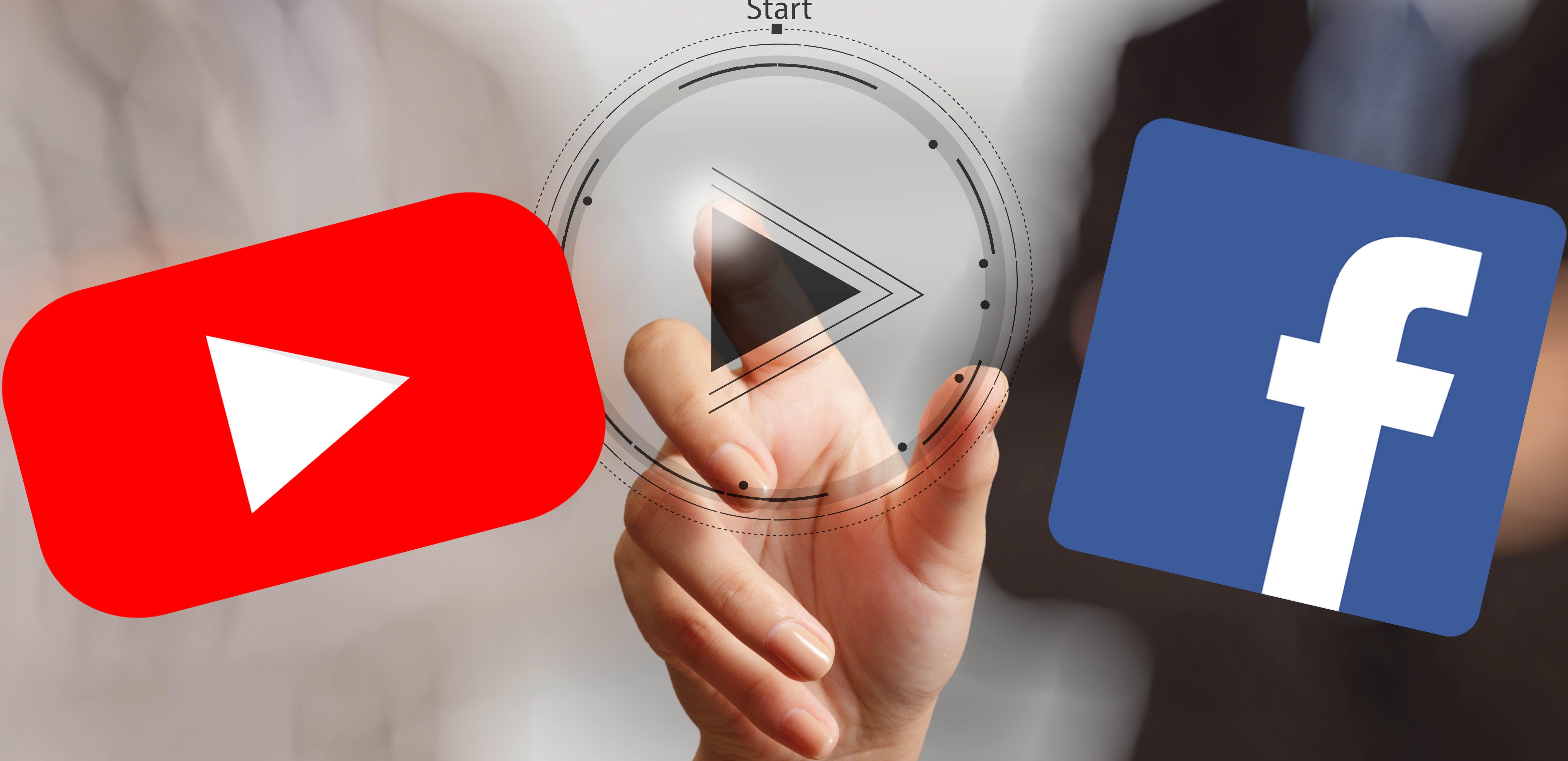 YouTubeとFacebook動画を使い分ける方法とは?