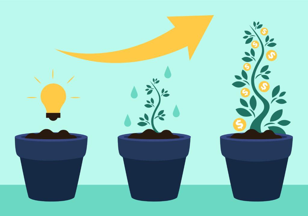 アイデアの種を植えて成長させていくのが「シードローンチ」