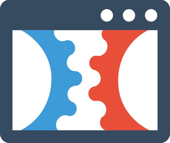 Clickfunnelsのロゴ。